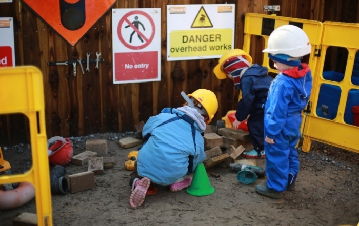 Outdoor Play Initiative